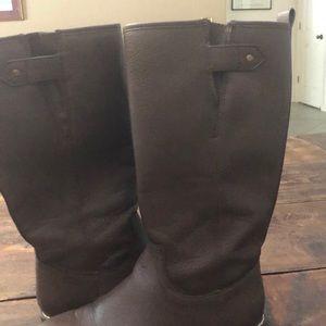 GAP Shoes - Gap Kids Dark Brown Boots Kids Size 4/ Women's 6